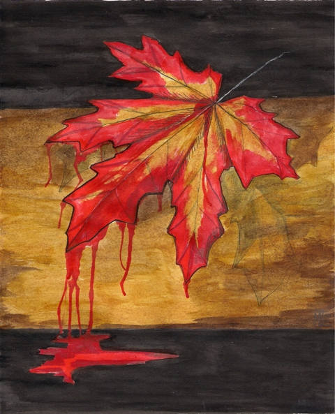Bleedning Fall