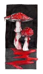 Fly agaric (Bleeding Fall III)